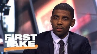 Kyrie Irving didn