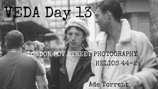 Helios-44-2 POV London Street Photography | SONY A6000 | VEDA Day 13
