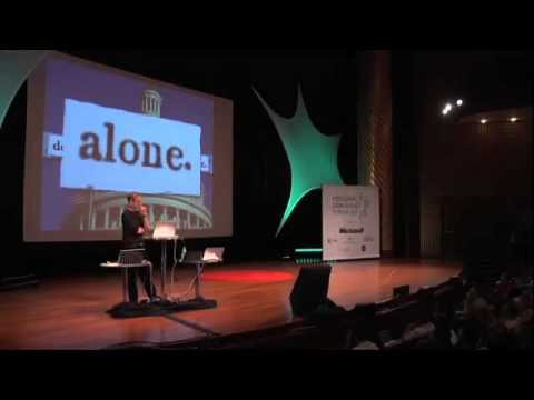 PdF 2011 | Lawrence Lessig: Citizens Music Videos