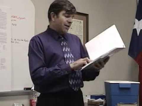 Michael Badnarik's Constitution Class 3/7