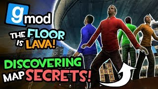 Download Lagu Giant UFO Abduction??? (The Floor is Lava - Funny Moments) Gratis STAFABAND