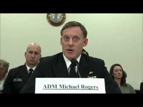 NSA Director Says China Can Damage U.S. Power Grid