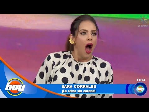 ¡Sara Corrales, la reina sin corona de 'Mira Quién Baila'!   El Juicio   Hoy