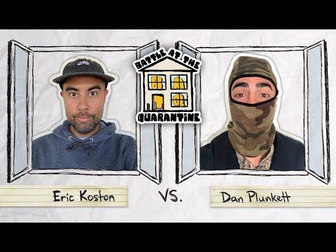 Eric Koston Vs. Dan Plunkett | BATQ