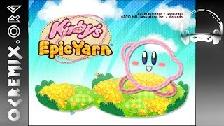 "Kirby's Epic Yarn OC ReMix by The Hit Points: ""Blue Lava, Grass Landing"" [Lava Landing] (#3754)"