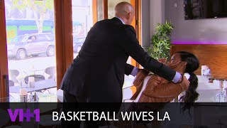 Basketball Wives LA | Malaysia Pargo Meets With Doug Christie | VH1
