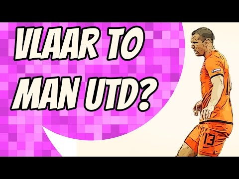Aston Villa captain Ron Vlaar will cost Manchester United £12m