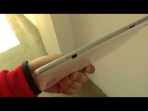Acer Iconia A1 Android tablet hands-on from New York press event