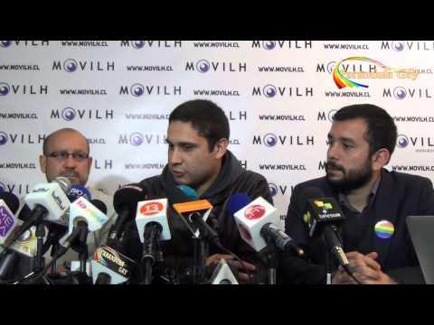 Marino Chileno asume su homosexualidad en publico