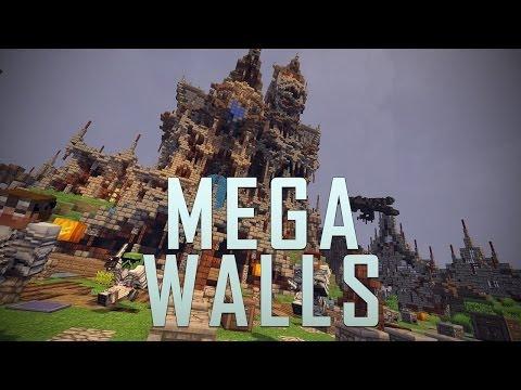 Mega Walls - mc.hypixel.net (Minecraft Minigame)