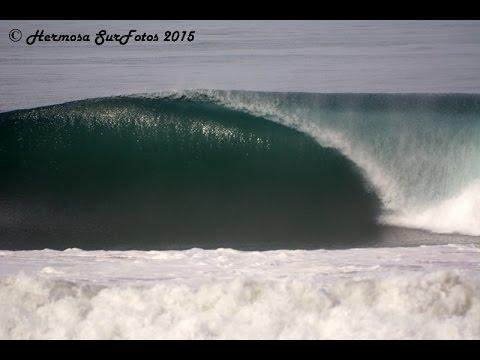 September 05 2015 Surfing Playa Hermosa Costa Rica