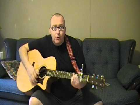 Amazing Grace Covered By Scott.mod video