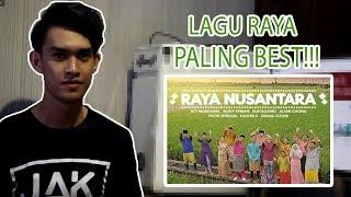 """Download Lagu Orang Indonesia Mereaksi """"Raya Nusantara"""" lagu kolaborasi antara tiga negara yang keren banget Gratis STAFABAND"""