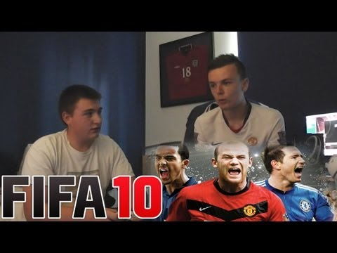 "FIFA 10 - Rossi Vs Dutton (MONSTER HEADPHONE WAGER) ""OLD SCHOOL FIFA"""