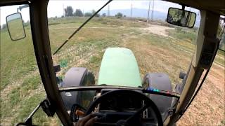 John Deere 7810 and Walton Eclipse [Gopro]