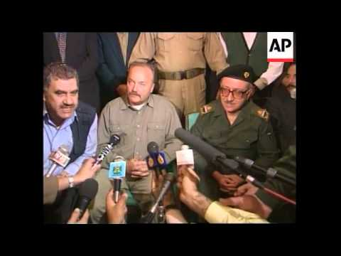 IRAQ: BRITISH MP GEORGE GALLOWAY VISIT