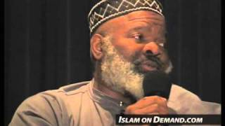 Video: Islam, Racism and American Society - Siraj Wahhaj