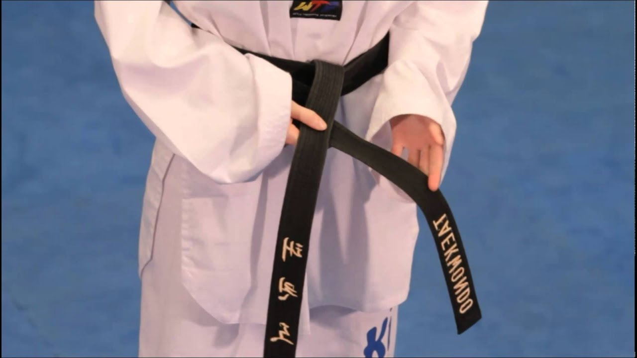 why i want to be a black belt in taekwondo essay Essay outlining mike d'agostino's beliefs and perspective about tae kwon do and martial arts in general after obtaining a black belt.