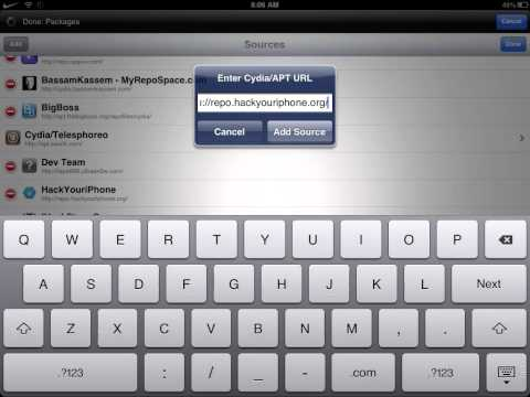 New installous for iOS 6 March 2013 ZEUSMOS and jailbreak with evasi0n ipad iphone ipod