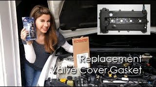 VALVE COVER GASKET REPLACEMENT!