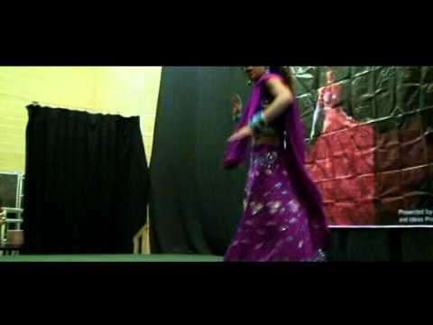 Mera Piya Ghar Aaya Live Stage Dance Performed By Teju Gurung video