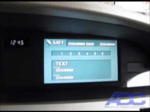2007 Toyota Avalon: Scosche