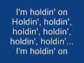 aly and aj-like whoa w/ lyrics