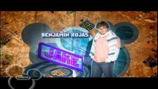Disney Channel Scandinavia - JAKE AND BLAKE - Intro / Opening