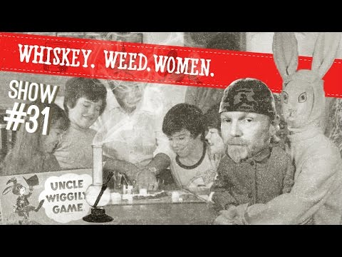 (#31) WHISKEY. WEED. WOMEN. with Steve Jessup (Drinkin Board...