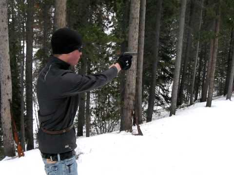 Shooting Russian Tokarev TT-33 for the first time