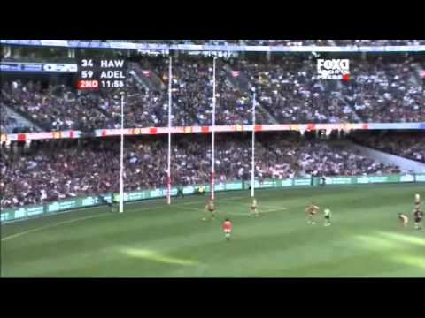 AFL 2007 Elimination Final Hawthorn Vs Adelaide