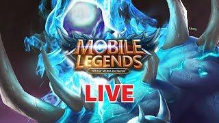 EKKKH!!! GA BISA TIDUR !!! BUKA EPIC SKIN !!! - Mobile Legends [Indonesia] - LIVE
