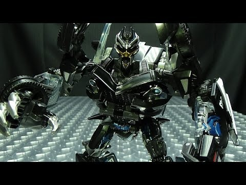 MPM-5 Masterpiece Movie BARRICADE: EmGo's Transformers Reviews N' Stuff