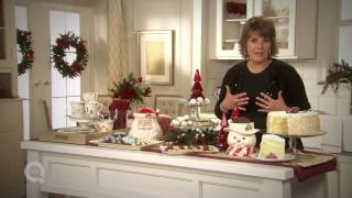 How to Create a Holiday Dessert Buffet