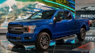 2018 Ford F-150 adopts Super Duty looks