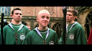 Harry potter 2 - crache limace (scène culte)