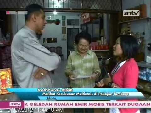 TOPIK ANTV: Tradisi dan Toleransi di Kampung Pekojan
