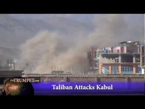 Taliban Attacks Kabul
