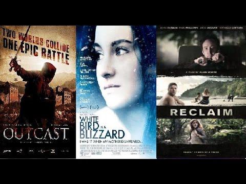 Trailer Thursdays: Outcast, White Bird in a Blizzard, Reclaim