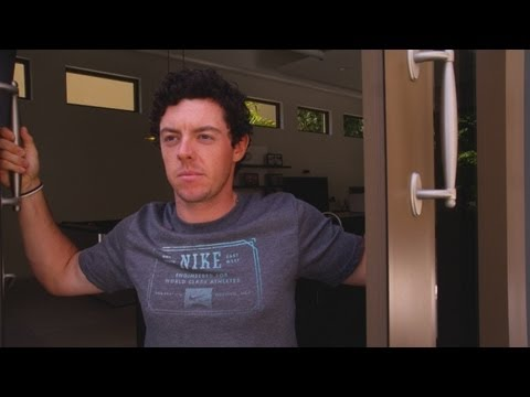 Exclusive look inside Rory McIlroy's home