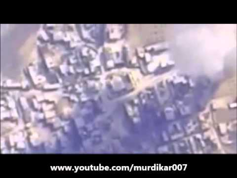 Russia in Syria Airstrike on ISIS Command post in Idlib