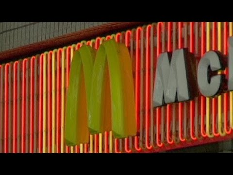 McDonald's stops nugget sales in Hong Kong following food scare