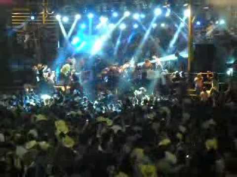 Presentacion Los Inquietos del Norte. Plaza de toros 2 Caminos 01/05/2011