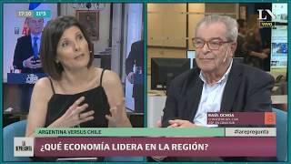 Argentina versus Chile: ¿cuál economía lidera la región?