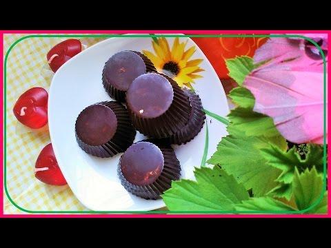 Домашние творожные сырки в шоколаде