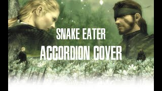 Metal Gear Solid 3: Snake Eater - Intro Song | Accordion Instrumental Cover