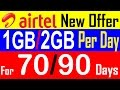 Airtel Counter Jio Dhan Dhana Dhan Offer with Unlimited Calls and Data at Just Rs. 399 | Data Dock thumbnail