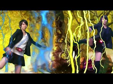 『仮面ライダーカブト主題歌』NEXT LEVEL/YU-KI『歌ってみた/ライダーキックしてみた/変身!』