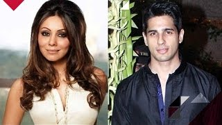 Gauri Khan Endorses A Luxury Brand | Sidharth Shares His Diwali Memories