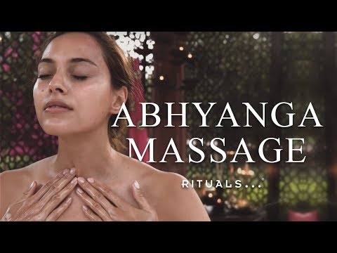 Abhyanga Massage — How To — Tips from Rituals